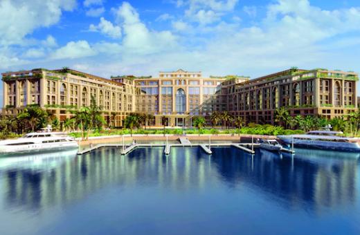 J'ai testé pour vous : Le Palazzo Versace à Dubai