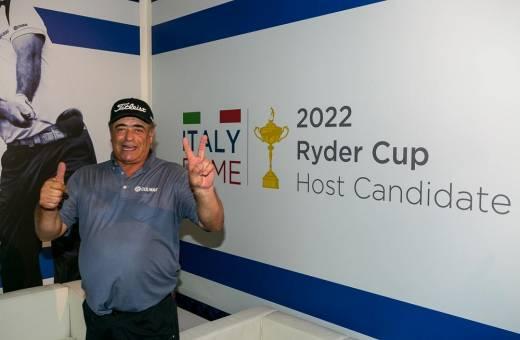 L'Italie, Hôte de la Ryder Cup 2022