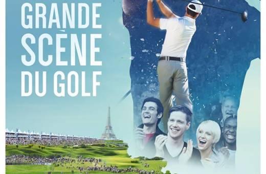 Découvrez l'affiche de l'Open de France 2016