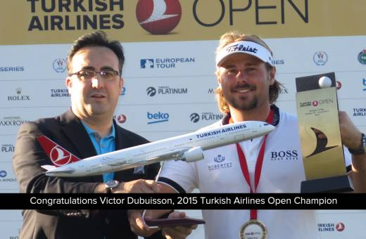 Turkish Airlines Open 2016
