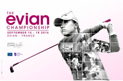 EVIAN CHAMPIONSHIP ! Vive le Golf au Féminin