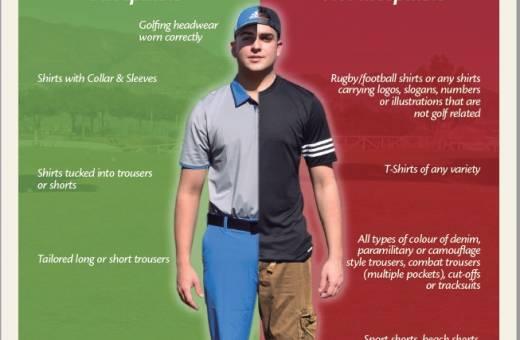 Petit rappel de l'Etiquette estivale à respecter pour les golfeurs