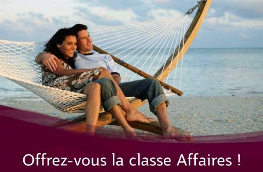 Offrez-vous la Classe Affaires en DUO avec Quatar Airways !