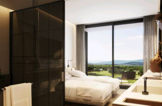 The Caddy Rooms at PGA CATALUNYA RESORT s'annonce pour 2018 !