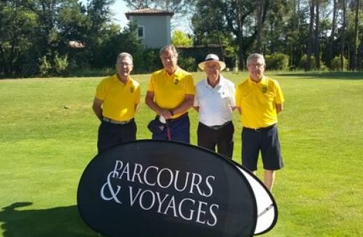 La Decayeux Golf Cup est passée par le golf de Terre Blanche... et on y était !