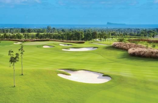 Un nouveau golf à l'Ile Maurice