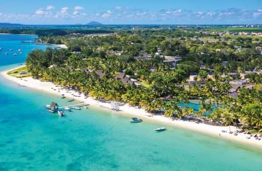 Découvrez le Trou aux Biches Beachcomber - 5*L situé près du nouveau parcours de l'Ile Maurice
