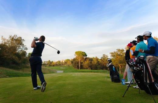 La saison golfique 2018 redémarre !