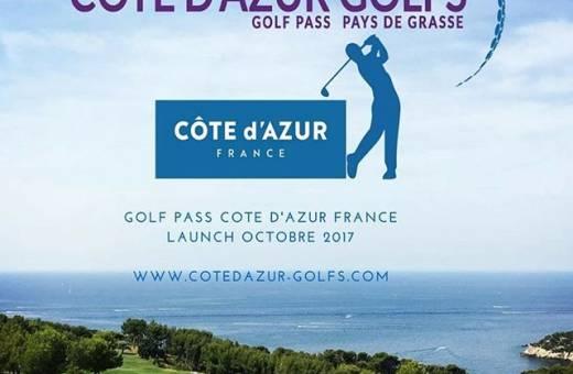 Une destination, 20 golfs et un nouveau pass ! Bienvenue sur la Cote d'Azur