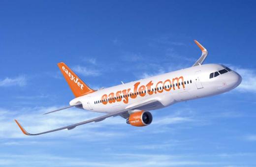EASY JET annonce de nouveaux vols au départ de NICE