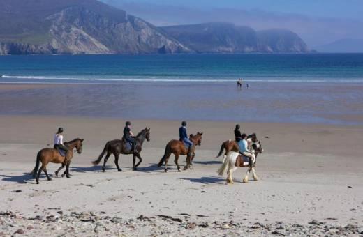Galway, située sur la Côte Sauvage d'Irlande (Wild Atlantic Way), a été nommée Région Européenne de la Gastronomie en 2018.
