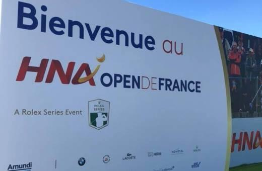 Retour sur le  HNA OPEN DE FRANCE 2018
