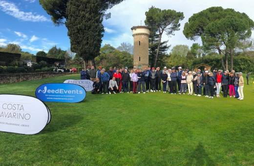 Costa Navarino Golf cup by Parcours & Voyages