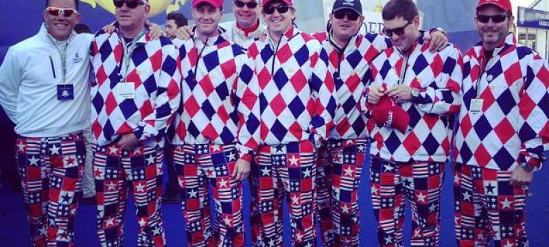 La Ryder Cup... Une affaire d'hommes