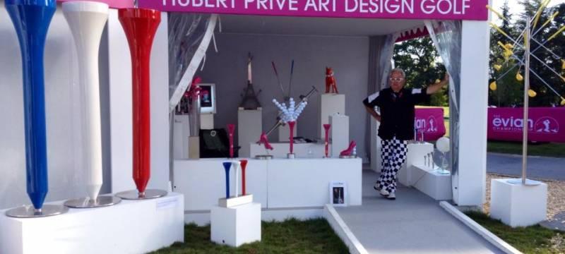 Offrez-vous les meubles Tee créés par Hubert Privé.