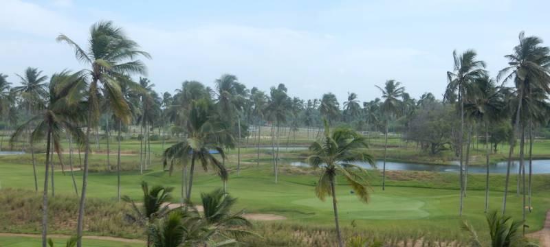 Le Sri Lanka... une très belle destination golfique !