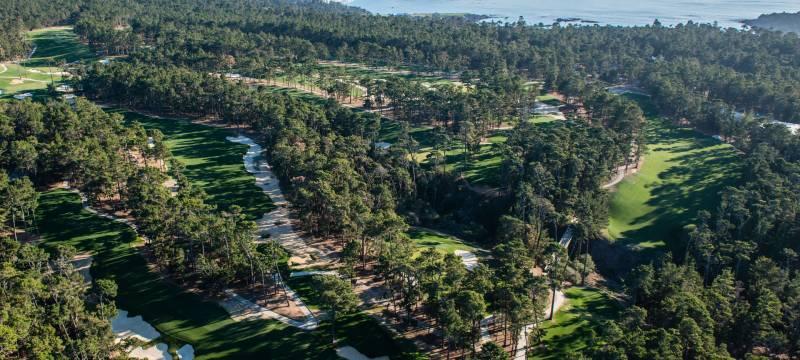 Vous aimeriez partir jouer à Pebble Beach en Californie ?