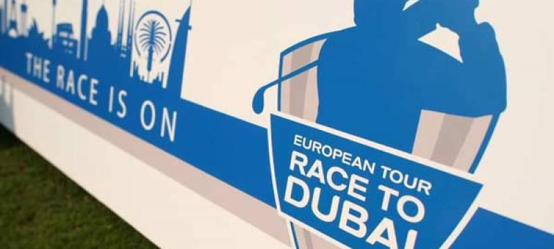 La Finale de la Race to Dubai version VIP