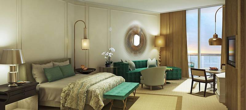Faites comme Rami Malek ....soyez Fan  des hotels Mandarin Oriental