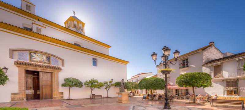 Découvrez la vieille ville de Marbella ! Fraiche et si traditionnelle