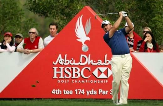 Partez à l'ABU DHABI HSBC GOLF CHAMPIONSHIP 2020