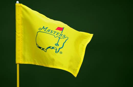 THE AUGUSTA MASTERS 2020