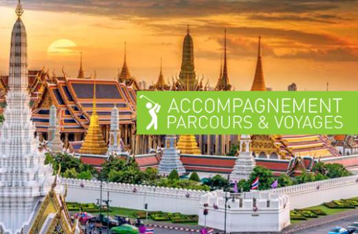 SPECIAL PARCOURS & VOYAGES - Le Grand Voyage de l'Hiver en Thaïlande  du 7 au 16 Novembre 2018