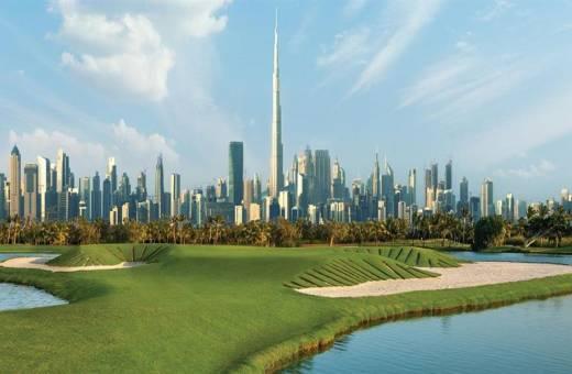 OMEGA DUBAI DESERT CLASSIC 2019