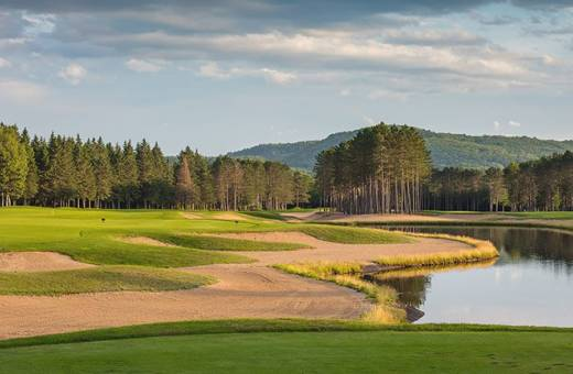 Circuit Golf & Découverte CANADA  !
