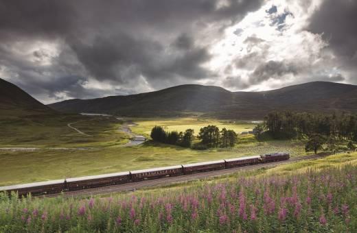Embarquez  à bord du Royal Scotsman pour une aventure au cœur des Highlands !