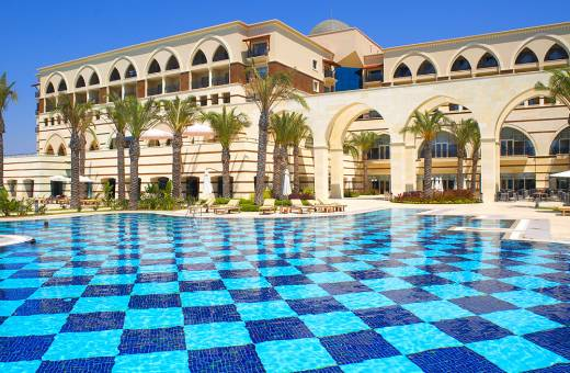 TURQUIE -ANTALYA BELEK - Hotel Kempinski the Dome - 5*