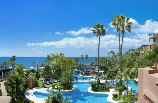 Estepona - Hotel Kempinski Bahia 5* !