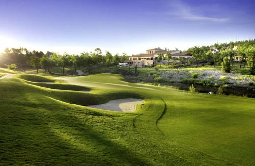 France - Provence - Terre Blanche Hotel Spa Golf Resort