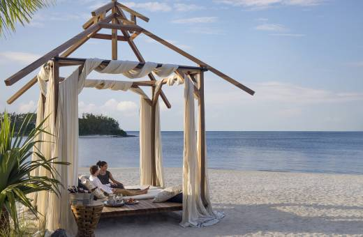 ILE MAURICE HOTEL Shangri La's Le Touessrok  Resort & Spa - 5*Luxe