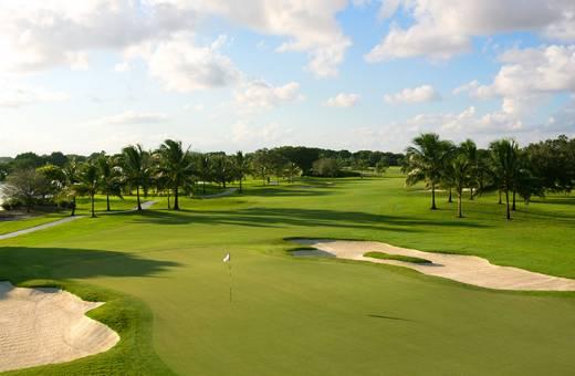 FLORIDE - MIAMI - TRUMP NATIONAL DORAL RESORT - Luxe