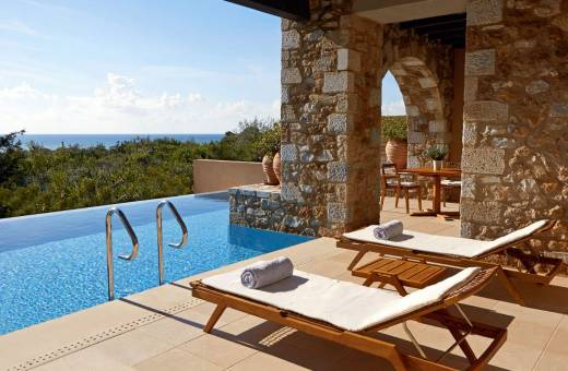 Offre spéciale Août et Septembre en Grèce à l'hôtel THE WESTIN RESORT COSTA NAVARINO