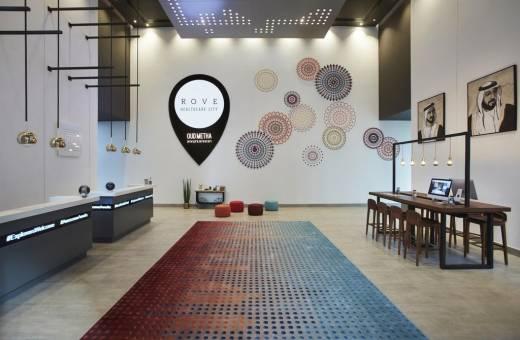 Dubai - Hotel Rove Healthcare City - 3*