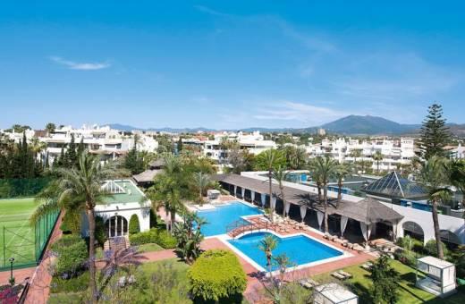 Jouez 3 des plus beaux parcours de la Costa del Sol et logez à Marbella