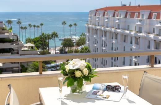 COTE D'AZUR - CANNES - Hotel Gray d'Albion Lucien Barrière 4*Sup
