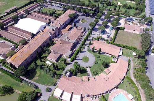 ITALIE - Rome - Sheraton Parco de'Medici - 4*