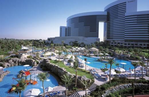 VENTE FLASH DUBAI - GRAND HYATT HOTEL 5*