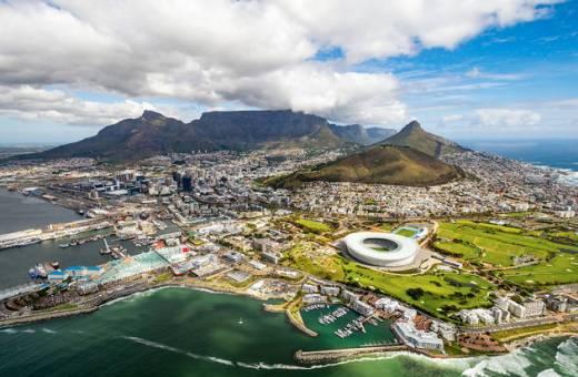 AFRIQUE DU SUD - Cape Town - Route des Vins et Route des Jardins