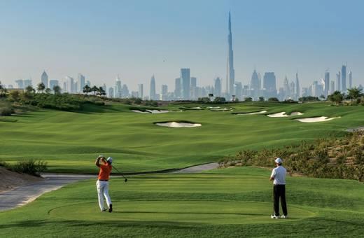 Dubai - Emirates Hills - Passez l'hiver à l'hôtel Vida Emirates Hills