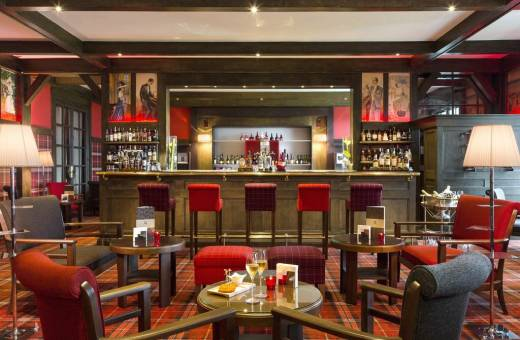 NORMANDIE -  Deauville - Hotel du Golf  Barrière 4*