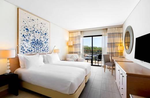 PORTUGAL - ALGARVE - Hotel Hilton Vilamoura 5*