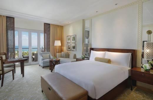 DUBAI - Hotel The Ritz Carlton Jumeirah 5* Luxe