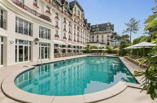 BRETAGNE  - LA BAULE - Hotel Hermitage Barriere 5 *
