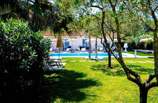Côte d'Azur - Hotel Villa Sophia - Mougins 3*