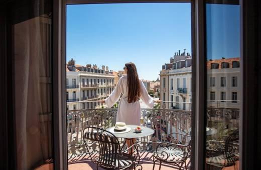 Côte d'Azur - Hotel Le CAVENDISH à Cannes