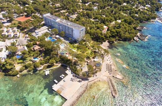 Baléares - Majorque - Hotel Hipotels Eurotel Punta Rotja 4*